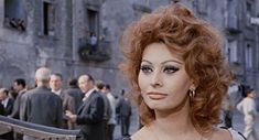 Sophia Loren in Marriage Italian Style (1964), which I saw her introduce at the TCM Classic Film Festival. I just published a write-up of her two interviews at the festival!