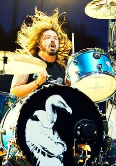 Dave Grohl / Foo Fighters / Nirvana