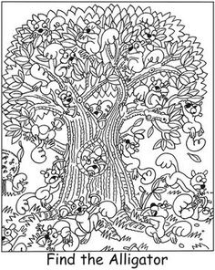Welcome to Dover Publications – SPARK Adorable Animals Find It! Color It! Willkommen bei Dover Publications – SPARK Adorable Animals Find It! Free Printable Coloring Pages, Coloring Pages For Kids, Adult Coloring, Coloring Books, Hidden Picture Games, Hidden Picture Puzzles, Hidden Images, Hidden Pictures, Maths Puzzles