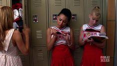 Brittany And Santana, Quinn Fabray, Glee Club, Naya Rivera, High School, Tv Shows, Fandoms, Relationship, Film