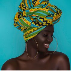 Black girl magic vogue shared by 𝓉𝓎𝓁𝑒𝓇 on We Heart It African American Makeup, African American Women, African Beauty, African Fashion, American History, My Black Is Beautiful, Beautiful Models, African Head Wraps, Turbans
