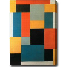 Spilt complemetary Theo van Doesburg (Dutch pronunciation: [ˈteɪɔ vɑn ˈdusbʏrx], 30 August 1883 – 7 March was a Dutch artist, who practised painting, writing, poetry and architecture. He is best known as the founder and leader of De Stijl. Piet Mondrian, Bauhaus, Theo Van Doesburg, Temple Of Light, Arte Popular, Dutch Artists, Kandinsky, Art And Illustration, Abstract Oil