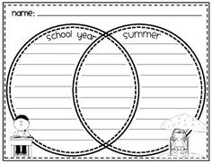 END OF YEAR WRITING ACTIVITIES - FIRST GRADE (ALL PRIMARY GRADES AVAILABLE) - TeachersPayTeachers.com