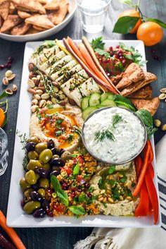 Tapas dégustations ou accompagnements Serving Dish-Choix de 6 apéritives