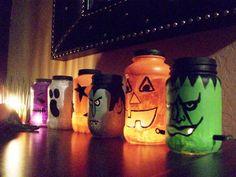 ideas to reuse pickle jars