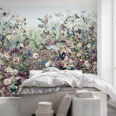 Blooming Murals for Inspiring Interiors