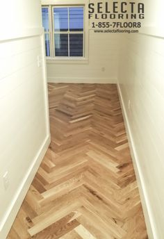 Selecta Flooring LLC went seaside for this install and finishing job. This herringbone parquet is stained with Rubio Monocoat Pure Natural Oil. Stain, Rubio Monocoat, House, Home, Tile Floor, Hardwood Floors, Flooring, Floor Installation