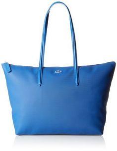 Lacoste L.12.12 Concept Large Shopping Bag True Blue  89 SHIPS FREE or PICK  UP b3e83ca9efa92