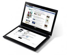Acer lança notebook com duas telas touch - Gadgets INFO - Blogs - INFO