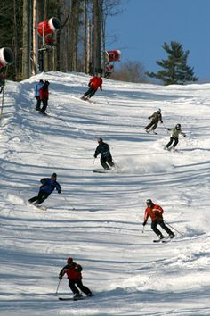 Bristol Mountain Ski Resort, NY