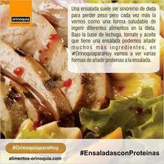 Es la #Ensalada sinonimo de #dieta para bajar d peso o sinonimo de comer #saludable? #OrinoquiaparaHoy