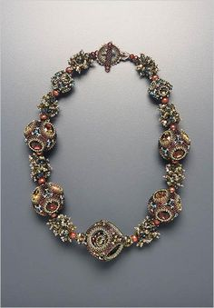 One of the most famous masters in the art of weaving and beadwork - Laura McCabe! - Fair Masters - handmade, handmade