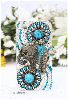 New iphone 3/ 4/4s case iphone 5 case samsung by LeiCHARMS on Etsy, $23.99