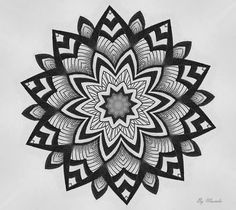 Mandala Tattoo Men, Mandala Tattoo Shoulder, Geometric Mandala Tattoo, Mandala Artwork, Geometric Tattoo Design, Geometry Tattoo, Mandala Tattoo Design, Mandala Dots, Shoulder Tattoo