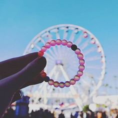 Pink Lokai Bracelet #livelokai ⚫️⚪️