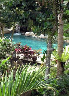 Taman Rahasia, a Secret Garden in Bali