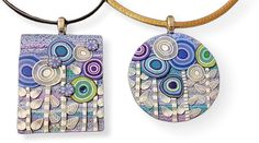 Polymer Clay Daily | Polymer art curated by Cynthia Tinapple |by Kim Arden