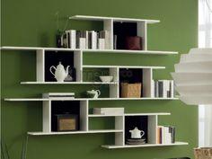 Mic mobilier - Polite perete design new - Etajere si rafturi - Mobila casa