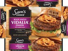 Sam's Choice Beef Patties Recalled