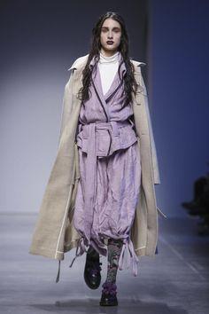 Miaoran Fashion Show Menswear Collection Fall Winter 2017 in Paris
