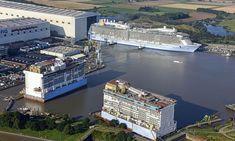 Papenburg cruise port