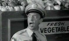 """""""It all happened so fast!"""" / The Andy Griffith Show / Episode: Opie and the Spoiled Kid"""