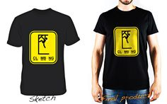 G-Shirt Hangman male