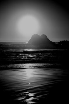 I love the Central Coast of California. This was from 2009 in Cayucos