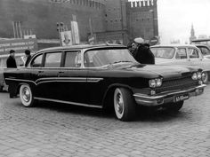 ЗиЛ 111Г Опытный '1961