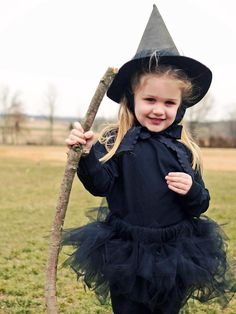 Witch Costume - DIY Halloween Costumes and Makeup Tricks on HGTV