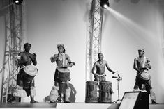 African Theme, Concert, Concerts