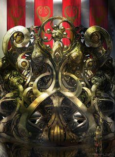 Paradox Engine - Aether Revolt MtG Art