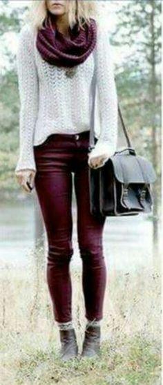 Me fascina este look!!!
