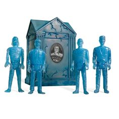Universal Monsters Haunted Crypt - Spirit Glow Blue