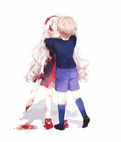 Michel x Chloe Maker Game, Rpg Maker, Scariest Video Games, Chloe, Alice Mare, Mad Father, Corpse Party, Rpg Horror Games, Witch House