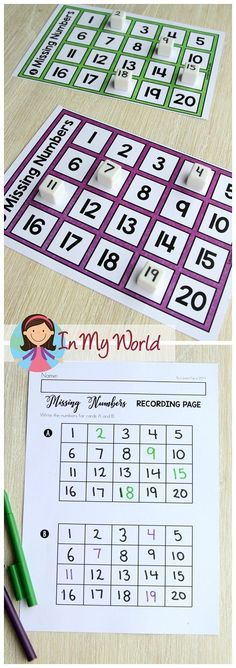 Worksheets For 100 Hundred Chart One Two Three More Than