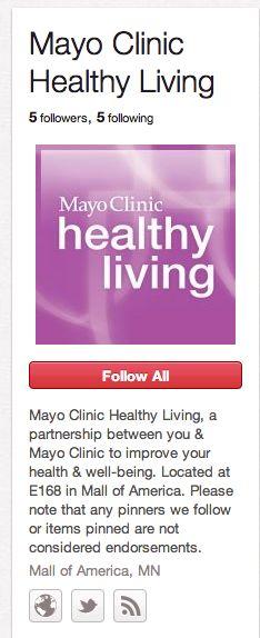 Mayo Clinic Healthy Living