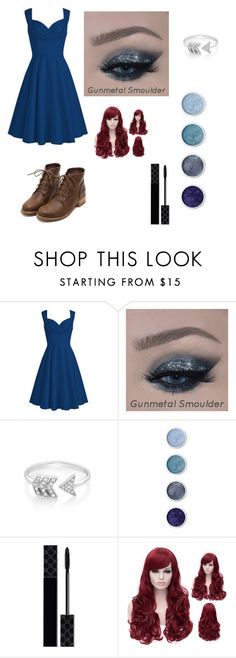 """Dom"" by ridleysnowwood ❤ liked on Polyvore featuring EF Collection, Terre Mère and Gucci"