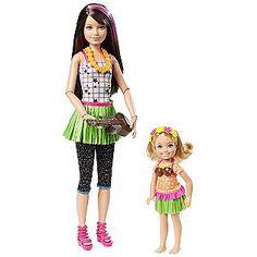 SISTERS' 2 Pack VACATION Barbie & Stacie- Barbie