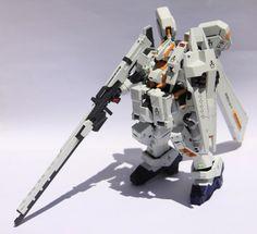 RX-121-2 Gundam TR-1 (Hazel Owsla) Custom Work