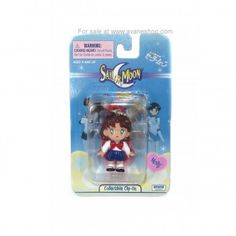 Sailor Moon Molly Naru Keychain Official Chibi Figure Key Chain Irwin NEW Sailor Moon Toys, News 6, Price Sticker, Key Chain, Chibi, Cute, Kawaii
