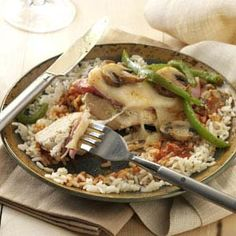 Italian Chicken Cordon Bleu