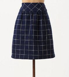 Anthropologie - Converging Bits Skirt, Maeve