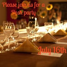 Hosting A Posh Party Please join me as I host a posh party on July 16th with my girl @linsleppo2. More info to come.  Accessories