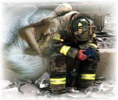 Tri Cities On A Dime: THOUGHT FOR THE DAY - THE ANGEL AND THE FIREFIGHTE...