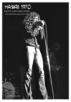 El Rock And Roll, Houses Of The Holy, John Paul Jones, John Bonham, Jimmy Page, Robert Plant, Led Zeppelin, Color Shades, Concert