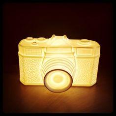 Heima Kamera Lamp!