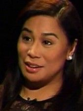 "Grace Ibuna on ""The Buzz"", 2012 #kasaysayan"