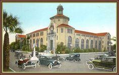 AAA of So. Cal. Sumner Hunt & Silas Burns, 1929