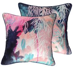 Urban Road - Dreamy Wilderness cushion  #interiors #cushions #urbanroad   http://www.urbanroad.com.au